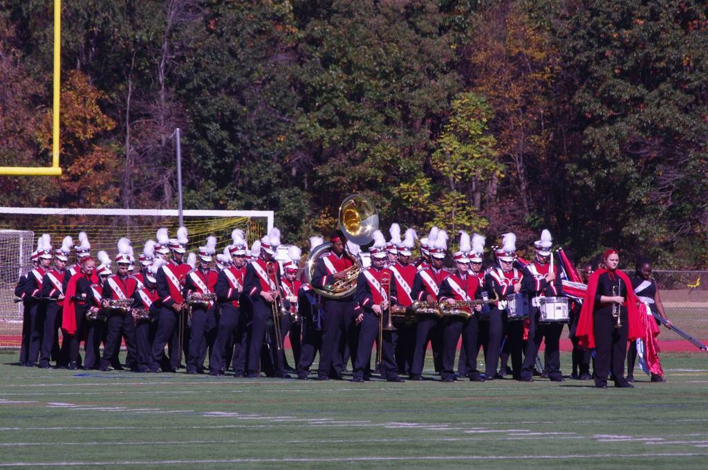 Marching Band Oct 2014